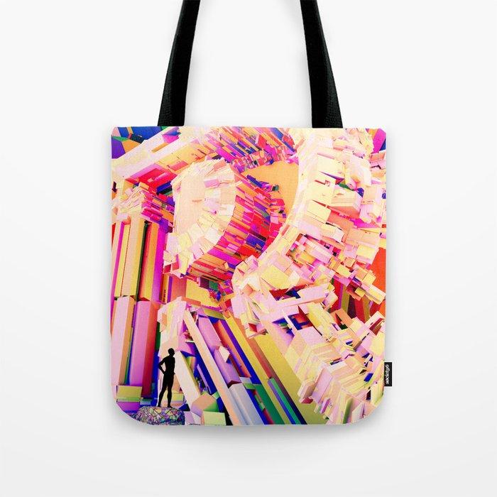 No. 26 Zine - Letter R Tote Bag
