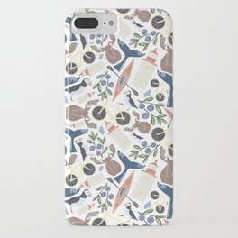 Acadia Pattern 1 iPhone Case