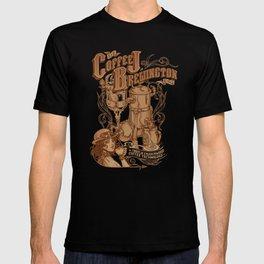 Sir Coffee J. Brewington Esquire T-shirt