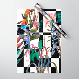 GEOMETRIC ABSTRACT PATTERN Wrapping Paper