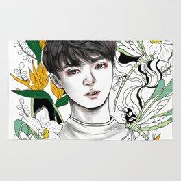 BTS Jungkook Rug