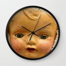 I'm Not Scary Wall Clock