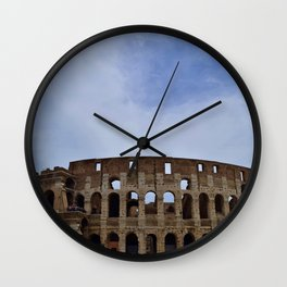 Il Colosseo Wall Clock