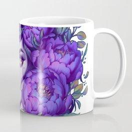 Purple Witch Coffee Mug