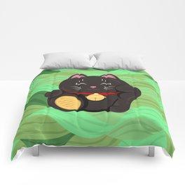 """FortuNEKO - """"Neo"""" Comforters"""