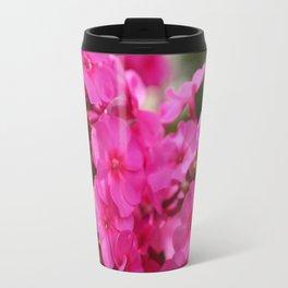 Flowering geranium Travel Mug