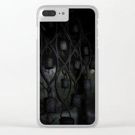Vestibulum Nocte Clear iPhone Case
