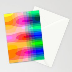 straight, no chaser (iteration 2) Stationery Cards