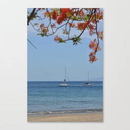 Playa Hermosa - Costa Rica Canvas Print