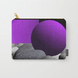 pink or violet -9- Carry-All Pouch