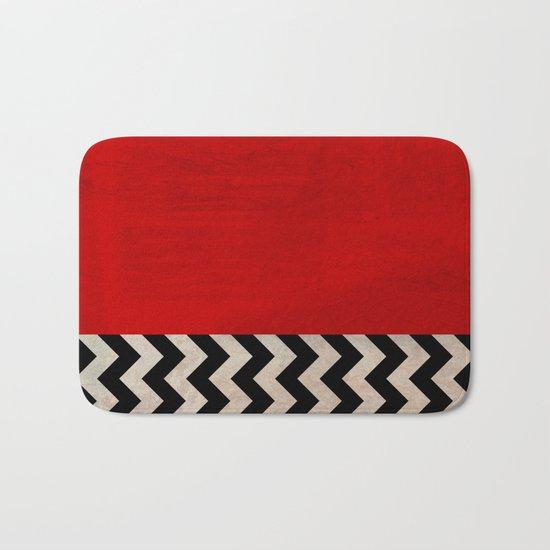 Twin Peaks - Red Room Bath Mat