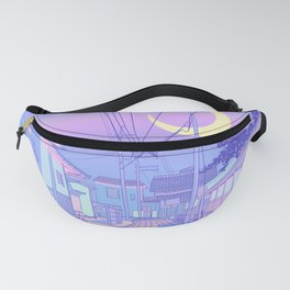 Kyoto Nights Fanny Pack