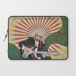 Wildflowers Tom Petty Tribute Mural, Gainesville Florida Laptop Sleeve