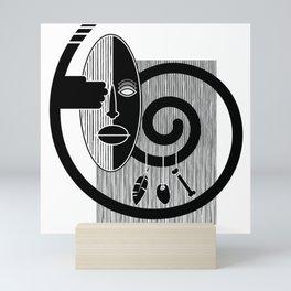 Exotic magic Mini Art Print