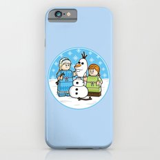 Want to Build a Snowman? iPhone 6s Slim Case