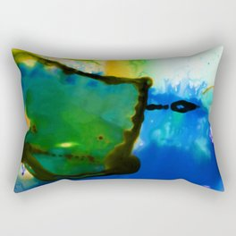 Abstract Bliss 4I by Kathy Morton Stanion Rectangular Pillow