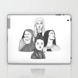 Women Doctors of the Church Laptop & iPad Skin
