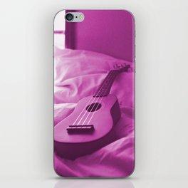 Uke Violet iPhone Skin