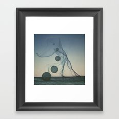 familial  Framed Art Print