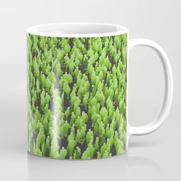 Like Blades of Grass / Large crowd of people illustration Coffee Mug