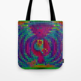 High Frequencies Tote Bag