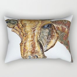 Long-Neck-A-Saurous Rectangular Pillow