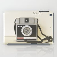 focus iPad Cases featuring Focus by ShadeTree Photography
