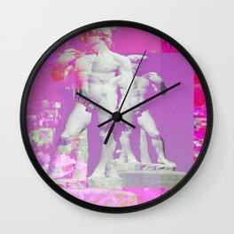 p  i n k p u n k Wall Clock