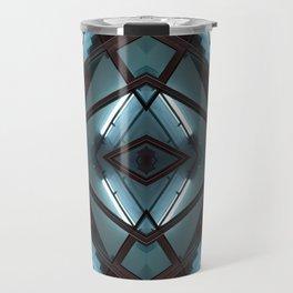 JWS 1111 - digital symmetry Travel Mug