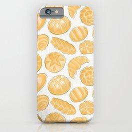 Breads - Bg Light Jute iPhone Case