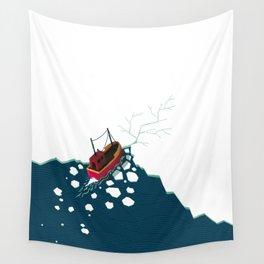 Icebreaker Wall Tapestry