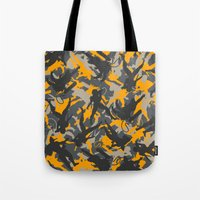 metal gear Tote Bags featuring Metal Gear Rising Revengeance (V2) by Syafiq Hazmie ASHPLUS