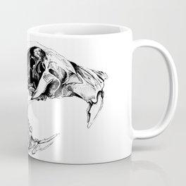 Mutated Rat Skull Coffee Mug