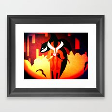 Idel Framed Art Print