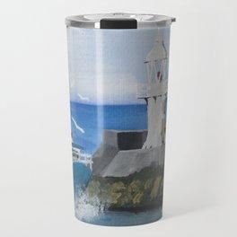 The Brixham Trawler Travel Mug