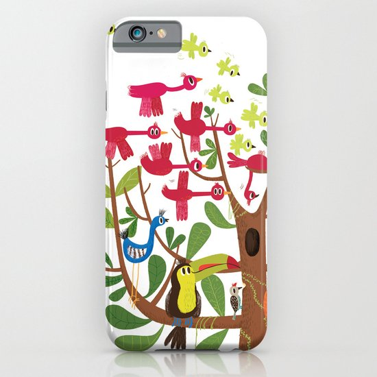 summer tree iPhone & iPod Case