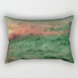 Sunset V Rectangular Pillow