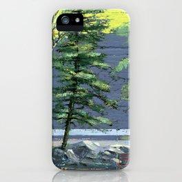 eagle's nest iPhone Case