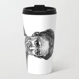 Jon Stewart Travel Mug