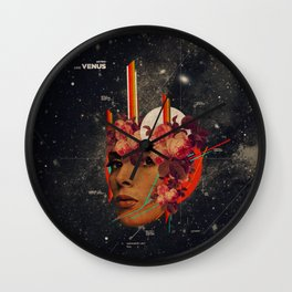 Astrovenus Wall Clock