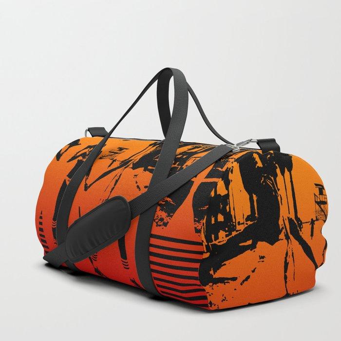 The Girls of Summer Duffle Bag