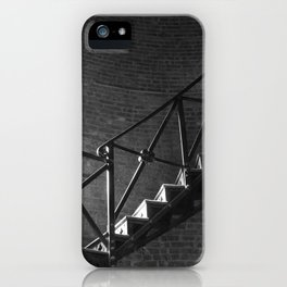 Up or Down iPhone Case