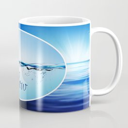 """Flow"" Coffee Mug"