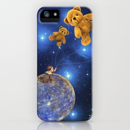DON'T LET IT GO...  iPhone Case