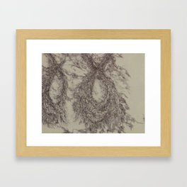 Yael-Base Linkage3 Framed Art Print