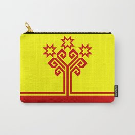 chuvashia flag Carry-All Pouch
