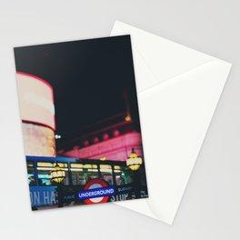 nightlife ... Stationery Cards
