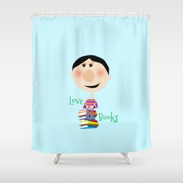 come back to school Shower Curtain