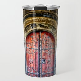 The Portal to the Unknown Travel Mug