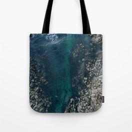 ocean blues II Tote Bag